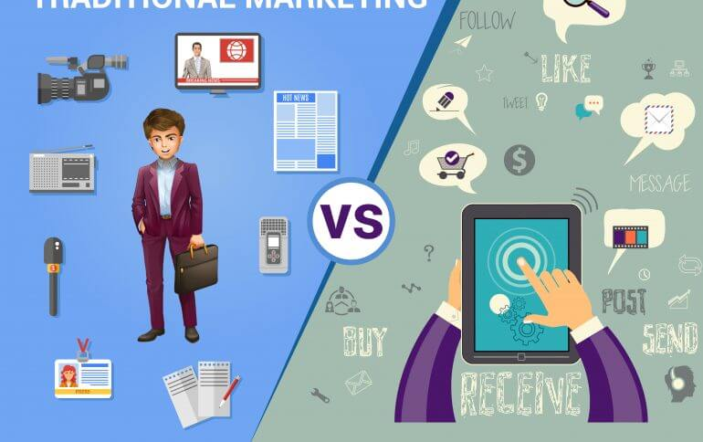 LAW FIRM MARKETING STRATEGIES: TRADITIONAL VS DIGITAL