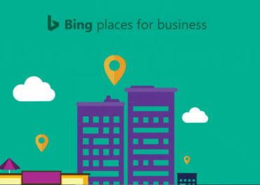 Bing places for business tips